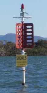 Shallow shoals