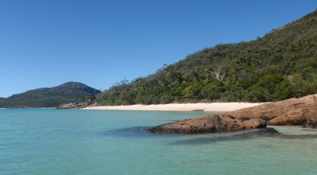 Shaw Island, Queensland