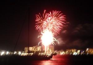 Cairns Festival fireworks