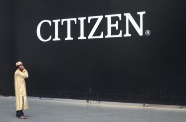 A local 'citizen' in Kuala Lumpur