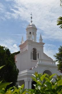 Tasteful architecture - old church