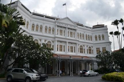 Raffles Hotel - Singapore icon
