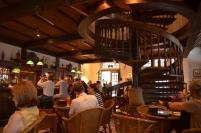 Long Room at Raffles (not very long really)