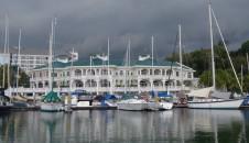 Admiral Marina, Port Dickson. 70kms north of Melaka, Malaysia.