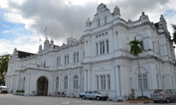 Supreme Court, Georgetown, Penang - typical historical building