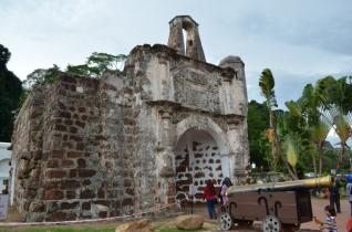 A'Famosa - famous historic site in Melaka, Melaysia