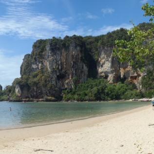 Rei Le Beach, Phranang