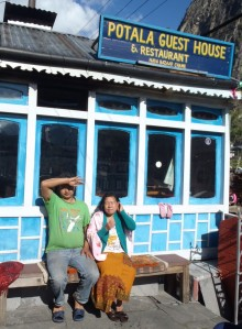 Potala Guest House at Chame
