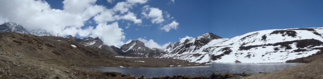 Ice Lake at 4600m