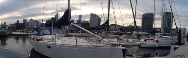 Melbourne's Docklands