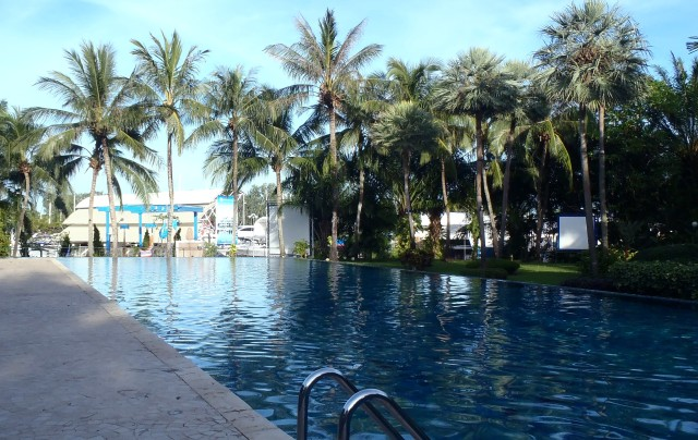Pool at Boat Lagoon Resort
