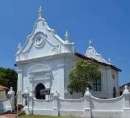 Dutch reformed Church, Galle Fort