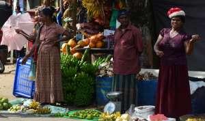 Ella fruit and veggie market