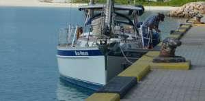 Kulhudhuffushee port