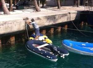 Dinghy Dock