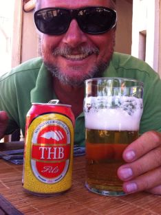 Three Horse Beer (THB) - Madagascar