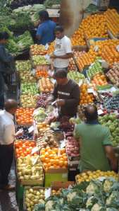 Fruit man