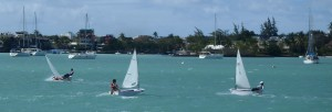 Grand Bay dinghies