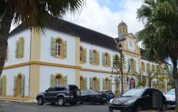 St Pierre building.