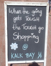 What a great place to spend a Sunday - Kalk Bay