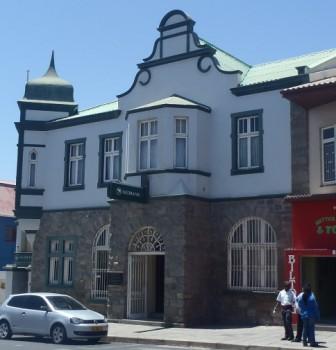 Luderitz building 7