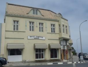 Luderitz Diaz Coffee Shop