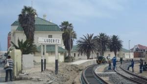 Luderitz Train Line