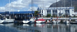 Royal Cape Yacht Club, Cape Town