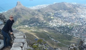 Table Mountain view