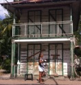 Downtown Deshaies, Guadeloupe