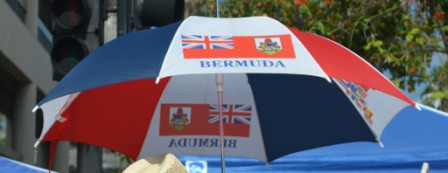 Bermuda umbrella