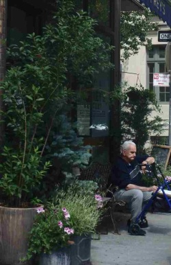 Greenwich Village local