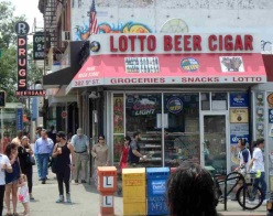 Street scene, Brooklyn