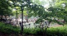 Kids park in Brooklyn