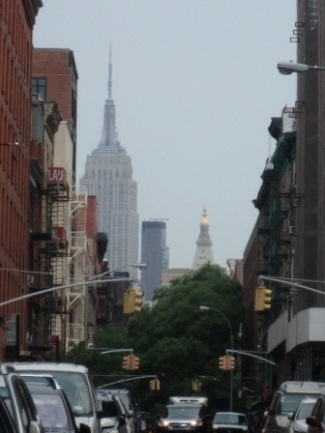 View from Chinatown