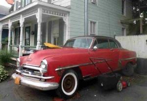Rip Van Winkle's car??