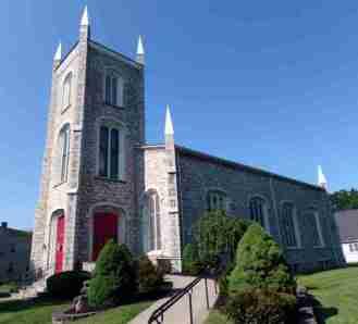 GL Lyons church