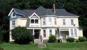 Another example of a beautiful historic home, Lyons