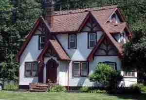 Rochester house