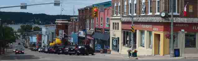 Main Street Penetanguishene