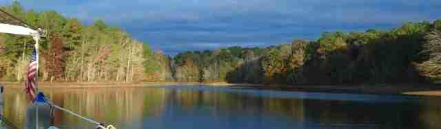 banner river
