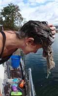 Hair washing day!