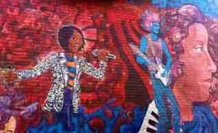 Street Murel, Mobile