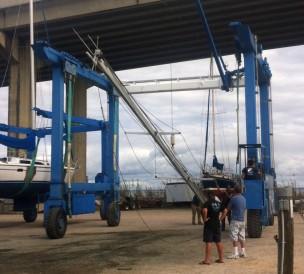 Stepping mast (3)