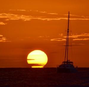 Sweet Sensation in the sweet sunset