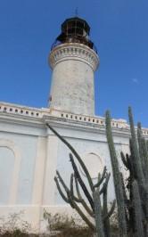 Lighthouse at Isla Muertos
