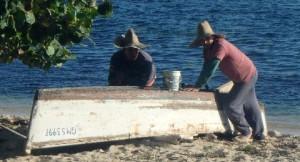 Pescadores at Cabo Cruz