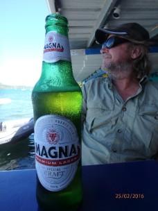 Magna beer Puerto Rico