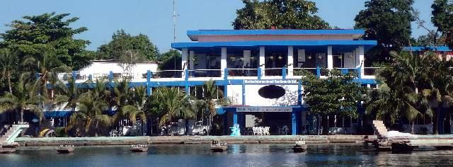 Marina Punta Gorda at Santiago de Cuba