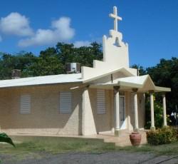 Local church at Salinas